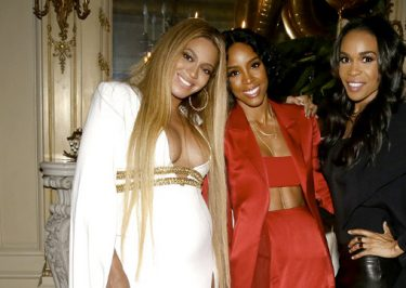 Beyoncé Had a Destiny's Child Reunion After the Grammys!