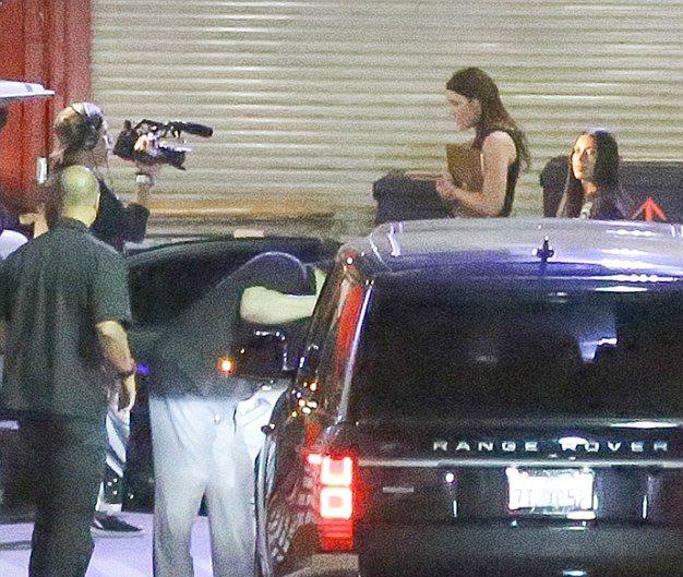 Kim Kardashian Resumes Filming 'Keeping Up With the Kardashians'