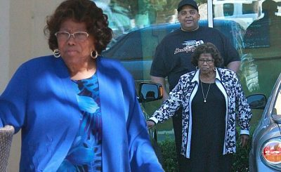 Katherine Jackson Claims Abuse From Her Nephew and Files a RESTRAINING ORDER!