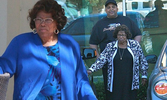 Katherine Jackson Claims Abuse From Her Nephew and Files a RESTRAINING ORDER! image