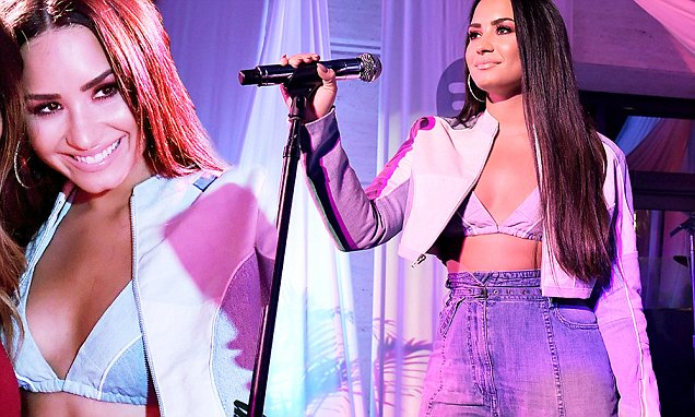 DEMI LOVATO Talks Sexuality in New Documentary'Simply Complicated!'