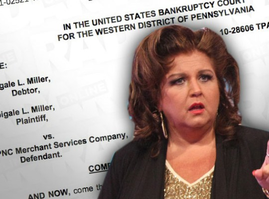 'DANCE MOMS' Abby Lee Miller - 2.5 Years in Prison for FRAUD!