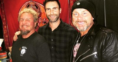 Adam Levine Launches Line of Tequila With Van Halen's Sammy Hagar!