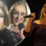 ADELE Says That She Will Never Tour Again! image
