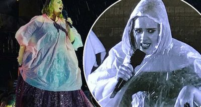 ADELE Says That She Will Never Tour Again!