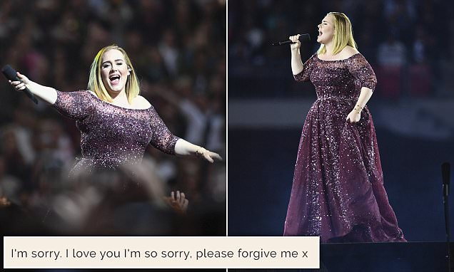 Adele CANCELS Last Two Tour Stops! image