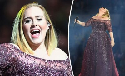 Adele Starts Recording New Album to Be Released in 2019!