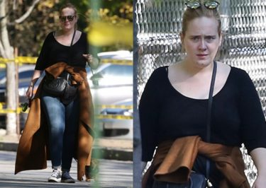 It's a ZOO LIFE: Adele Spends Day Off @ The Toronto ZOO