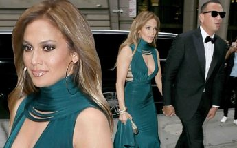 Jennifer Lopez & Alex Rodriguez Are a GLAMOUR-STYLE Couple For Friend's Wedding!