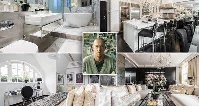 ON THE MARKET! Photos From Inside Alexander McQueen's Penthouse in London