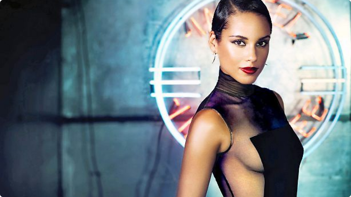 SPEAKING OUT: Sexy Songstress Alicia Keys Calls Snow White SEXIST and MISOGYNISTIC image