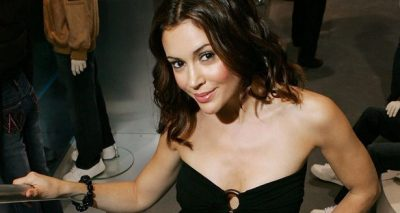 Alyssa Milano Wants to Star in CHARMED Reboot!
