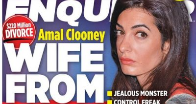 Amal Clooney Expecting TWINS!