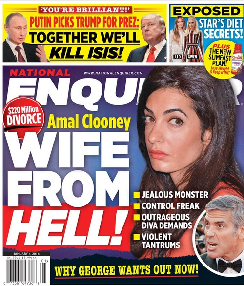 Amal Clooney Expecting TWINS! image