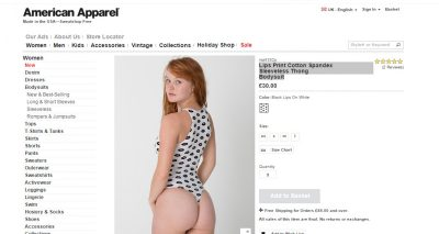 American Apparel Closes All 110 Stores After Filing Bankruptcy!
