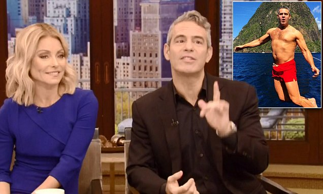 BRAVO Crisis: Andy Cohen Has SKIN CANCER! image