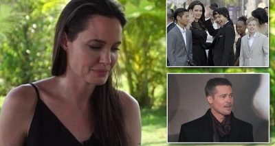 Angelina Jolie Releases Statement About Split From Brad
