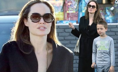 "Angelina Jolie Must Give Brad Pitt Kids ""EVERY OTHER DAY"""