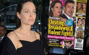Brad Pitt and Angelina Jolie Had a MARRIAGE FROM HELL!