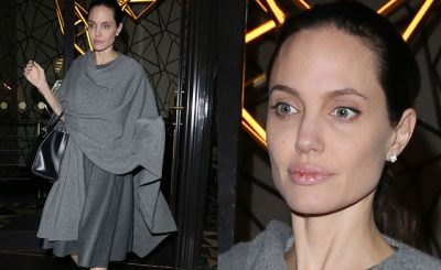 Angelina Jolie to Do Some Public Speaking @ Toronto International Film Festival