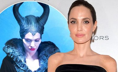 Angleina Jolie Starring in 'Maleficent' Sequel