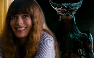 'Colossal' Trailer Features Anne Hathaway Being Attacked By a Giant Monster in Korea!