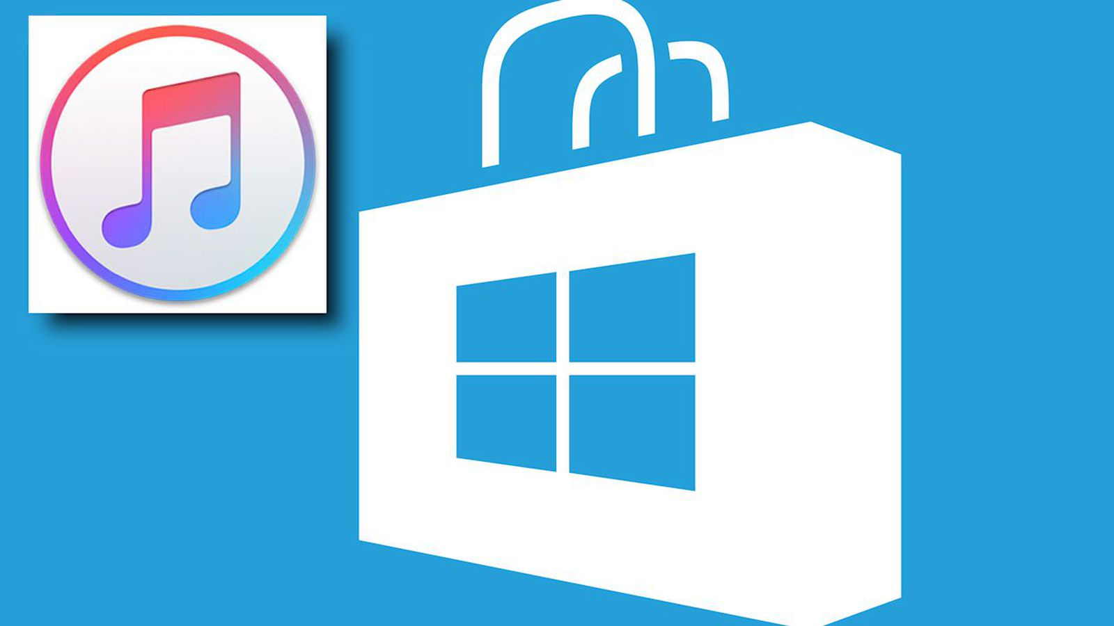 iTunes Coming to the Windows Store! image