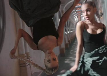 Ariana Grande Has the Spins in NO TEARS LEFT TO CRY Music Video
