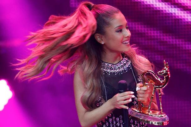 Ariana Grande Teases 'Raindrops' Song on 25th Birthday! image