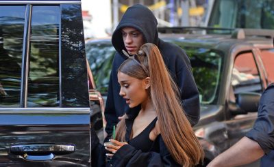Ariana Grande Wears KITTEN EARS While Beginning 25th Birthday Celebrations!