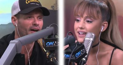 Ariana Grande Slams Ryan Seacrest For Getting Too Personal!