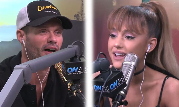 Ariana Grande Slams Ryan Seacrest For Getting Too Personal! image