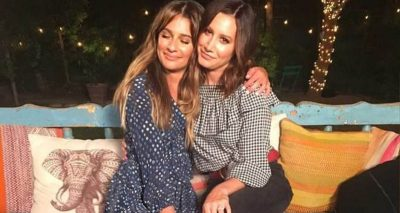 Ashley Tisdale and Lea Michele Sing 'DANCING ON MY OWN'