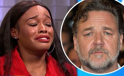CROCODILE TEARS??? Azealia Banks 'Weeps' As She Talks About Russell Crowe Assault!