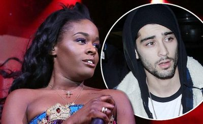 Azealia Banks Formally Apologizes to Zayn Malik
