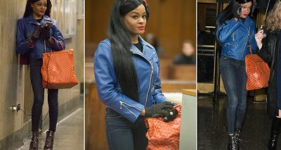 THE BIG BIG BEAT: Azealia Banks Curses Out Photographers After Court Appearance