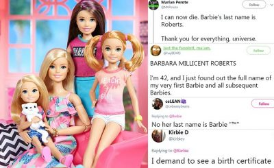 BARBIE'S Secret REAL NAME Revealed!