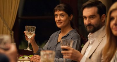'BEATRIZ At Dinner' Trailer Starring Salma Hayek