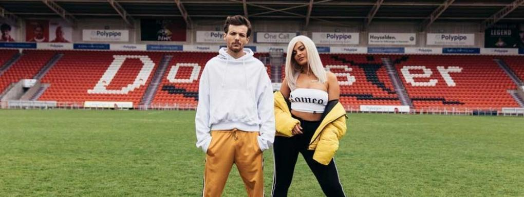 BEBE Rexha x Louis Tomlinson - 'Back to You' Music Video image