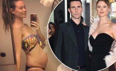 BEHATI Prinsloo Pregnant, Expecting Second Child