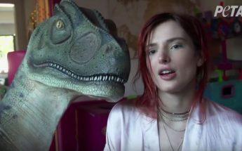 Bella Thorne Stars in 'BOYCOTT SEAWORLD' Campaign Video