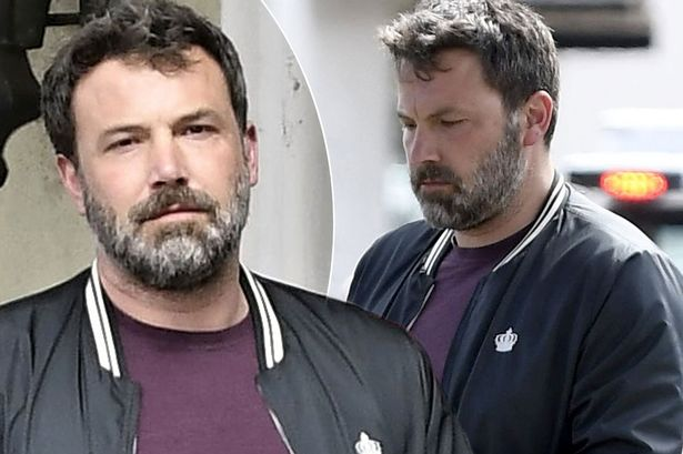 Ben Affleck is Headed to REHAB! image
