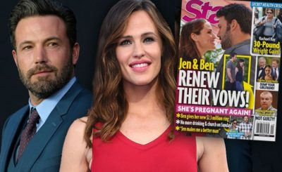 Jennifer Garner and Ben Affleck RENEW THEIR VOWS! But Only Because Jennifer's Pregnant Again…