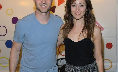 Ben Mckenzie & Autumn Reeser: Mini 'The OC' Reunion!