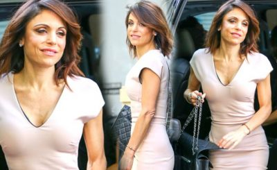 THE DARK DAYS ARE OVER: Bethenny Frankel Spotted on Arms Of New Man in New York!