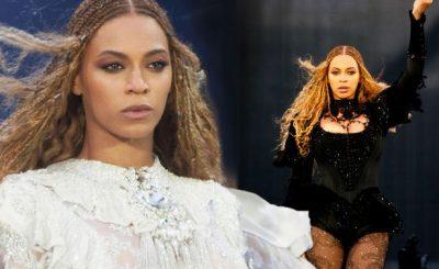 Beyoncé Performing at 2017 Grammy Awards
