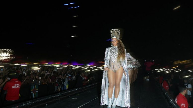 BEYONCE Performs at Coachella For SECOND Weekend in a Row!