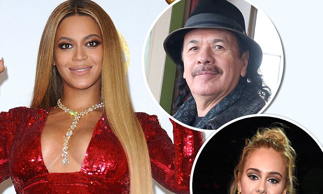 Carlos Santana Apologizes For Saying Beyoncé CANNOT SING! image