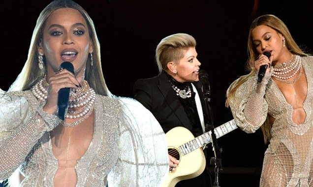 Beyoncé Teaches the World her DADDY LESSONS With the Dixie Chicks image