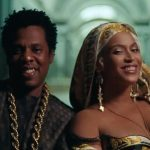 BEYONCE NUDE: Jay-Z and Beyoncé Publish NUDE Photos in 'On the Run' Tourbook! image